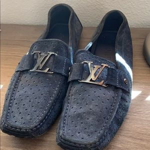Louis Vuitton loafers size 10/43